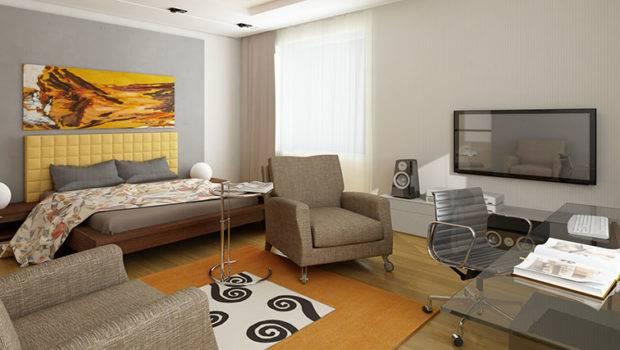 Designing Interior Studio Apartment Can Difficult Because