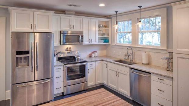Designing Shaped Kitchen