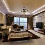 Designs Latest Luxury Homes Interior Decoration Living Room
