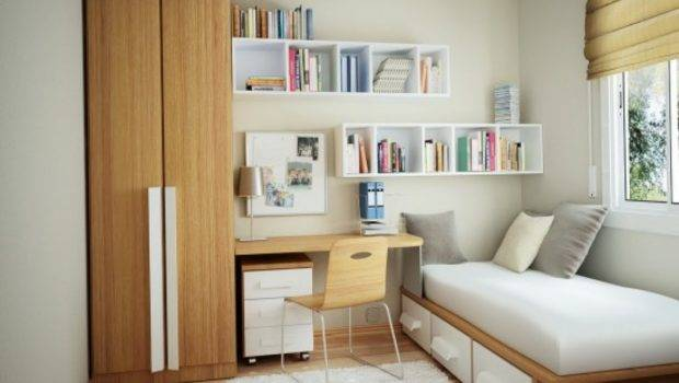 Designs Small Space Cute Tiny Yet Beautiful Bedrooms