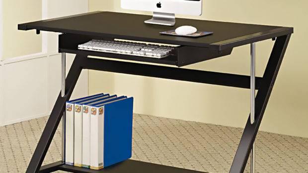 Desk Futuristic Computer Ideas Jet Black Color
