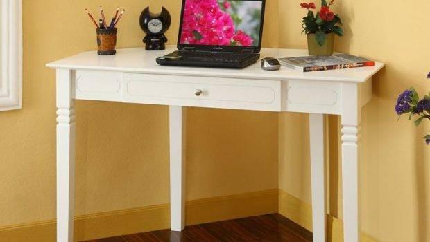 Desk Inspire Corner Desks Small Spaces Design Ideas