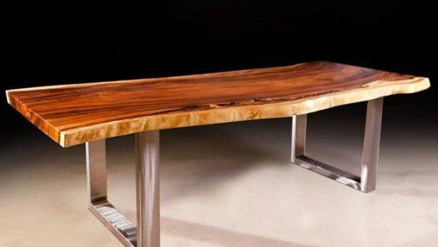Details Set Legs Dining Table Slabs All Weights Polished