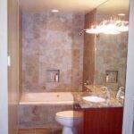 Determine Suitable Small Bathroom Ideas Actual Home
