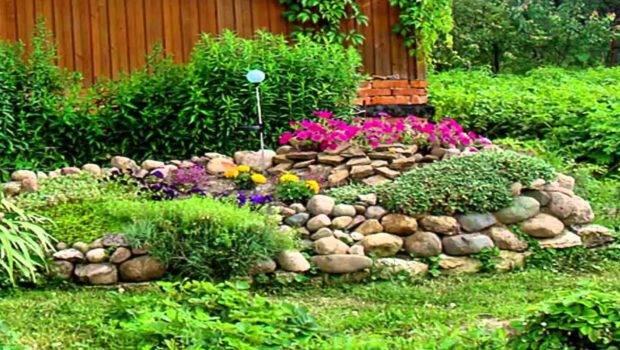 Develop Flower Garden Ideas Interior Decorating