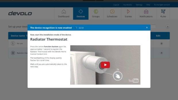 Devolo Home Control Smart Heating System Review Advisor
