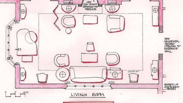 Devoted Classicist Living Room Floor Plan Sitting