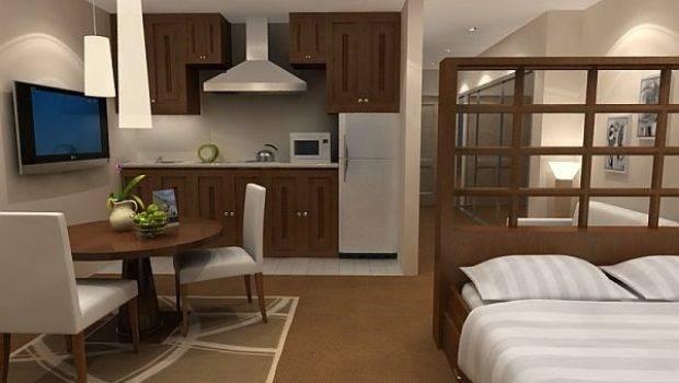 Difference Between Studio Apartment One Bedroom