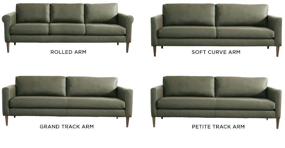 Different Sofa Styles Couch Shapes - Cute Homes | #112816
