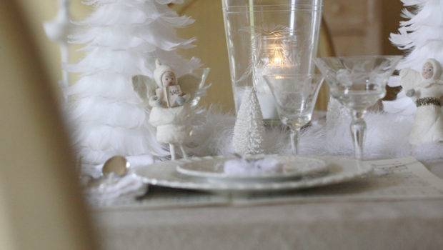 Different Year Your Christmas Decorations All White