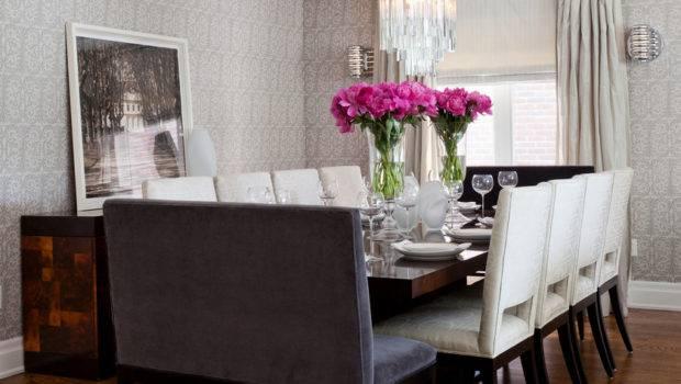 Dining Chair Trends Vintage Elegance