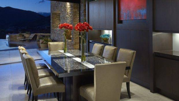 Dining Room Contemporary Design Decor