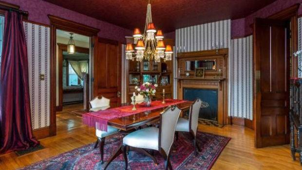 Dining Room Decorating Ideas Victorian