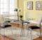 Dining Room Table Glass Italian