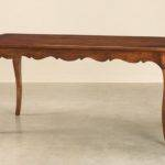 Dining Table French Cabriole Legs