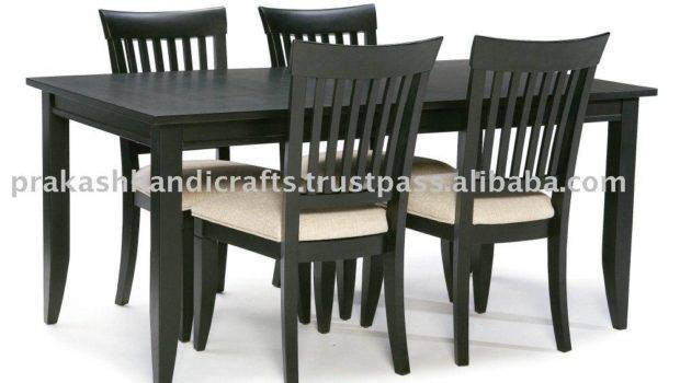 Dining Table Indian Wooden Designs