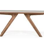 Dining Table Oiled Walnut