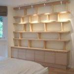 Display Bookcases Bookshelves Ideas Bedrooms Modern