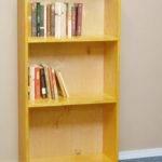 Diy Basic Bookshelf Build Bookcase Beginners