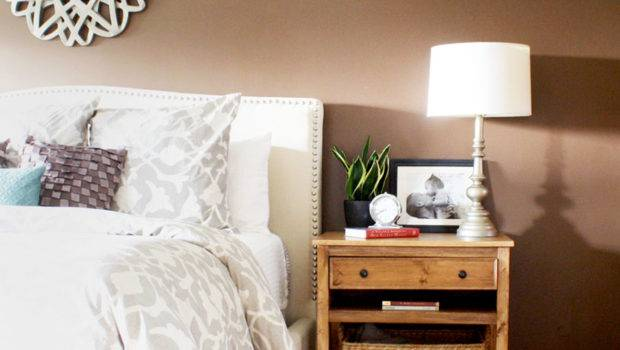 Diy Bedside Table Drawer Shelf Plans