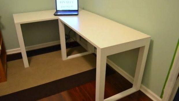 Diy Desk Can Make Bob Vila
