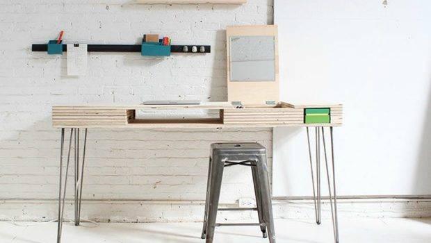 Diy Desk Easy Ways Build Your Own Bob Vila