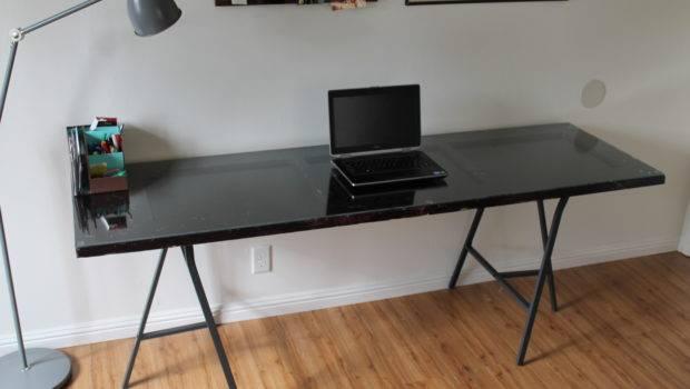 Diy Door Desk Life Mode