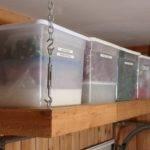 Diy Garage Ceiling Storage Solution
