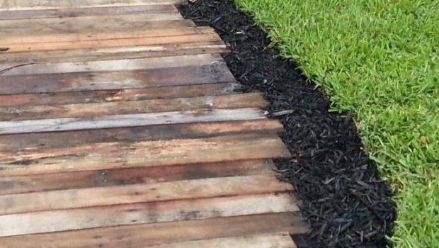 Diy Garden Paths Backyard Walkway Ideas Glove