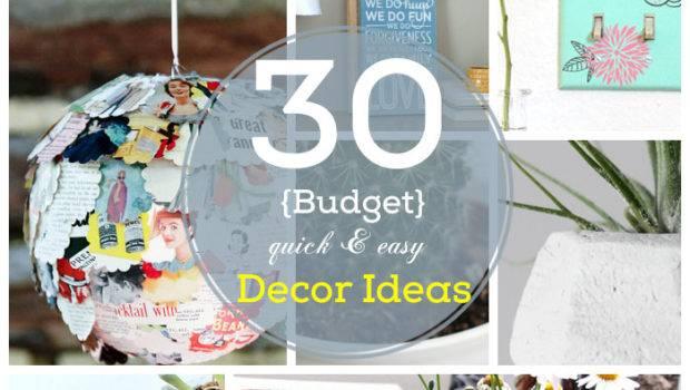 Diy Home Decor Ideas Budget Tutorial