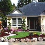 Diy Landscaping Ideas Front Yard Easy Cool Garden