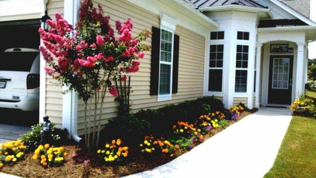 Diy Landscaping Ideas Front Yard Simple Home Trend