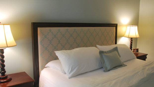 Diy Padded Headboard Ideas Complementary Bed Set