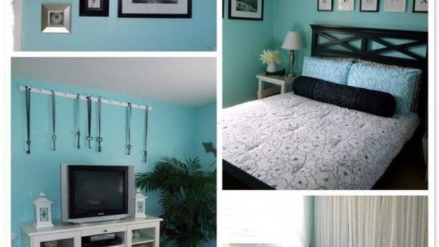 Diy Projects Decorating Tween Room Ideas Blue Wall