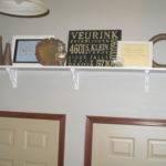 Diy Shelf Above Double Doors Devil Details Pinterest