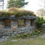 Diy Stone House Hobbit Plans Yurts Earth Homes