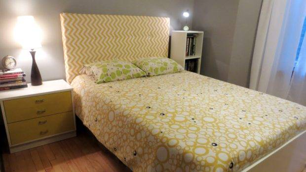 Diy Tufted Floating Headboard Projectophile