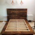 Diy Wooden Bed Frame Your Self