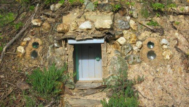 Door Fantasy Hobbit House Architecture Houses