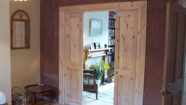Door Walls Came Across Two Different