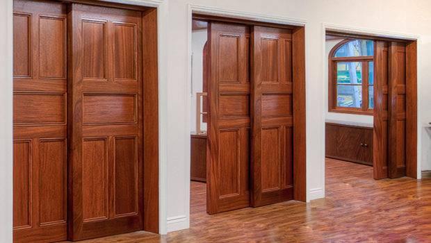 Doors Slide Into Wall