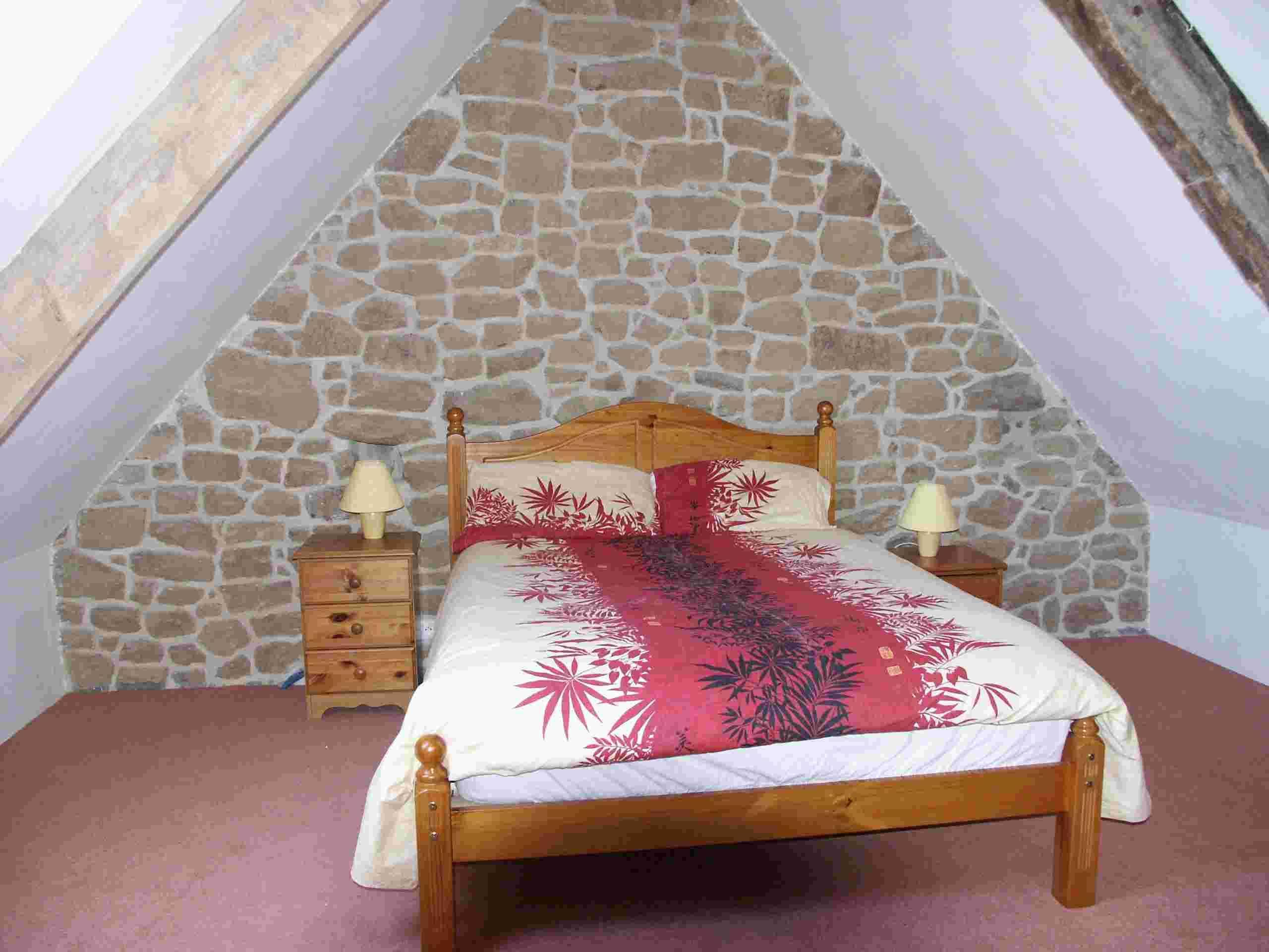 Dormer Bedroom - Cute Homes | #83006
