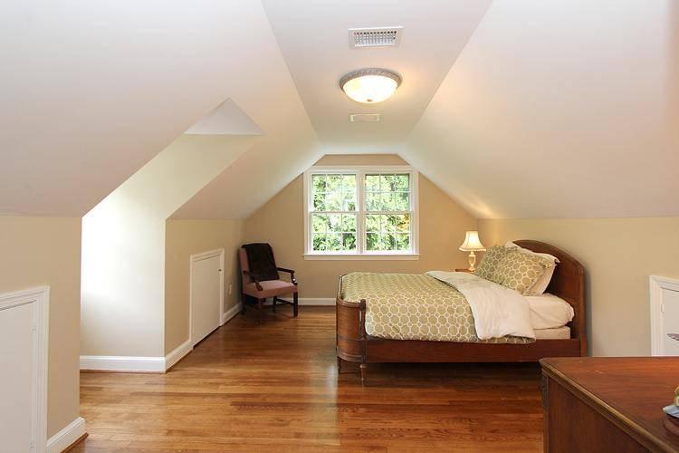 Dormer Bedroom - Cute Homes | #83008