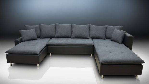 Double Chaise Corner Sofa Bed Greg