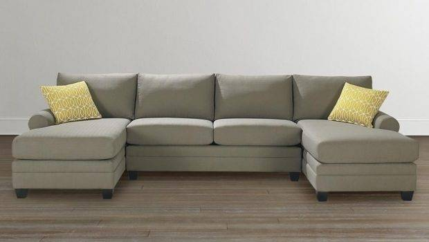 Double Chaise Lounge Sofa Sofas Center Stunning