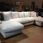 Double Chaise Sectional Complete Perfect Welcoming