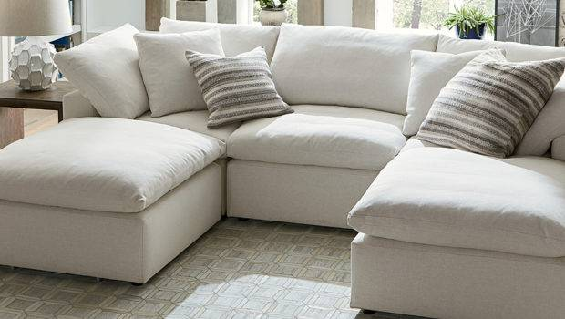 Double Chaise Sofa Sectional Sofas Type