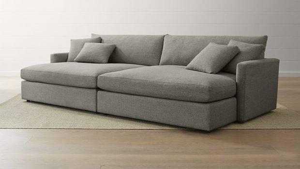 Double Chaise Sofa Wayfair Thesofa