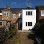 Double Storey Timber Frame Extension Renovation