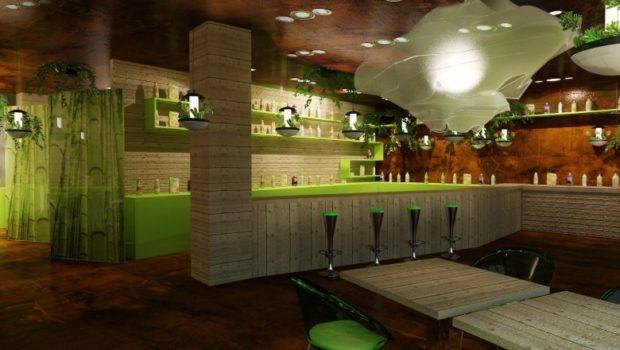 Dream House Bar Restaurant Design Concepts Interior Ideas